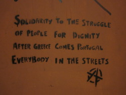 After Greece comes Portugal. ANARCHY!!!!