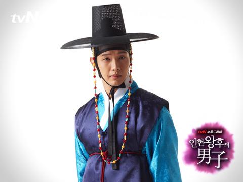 Kim Boong do Tumblr in Hanbok as Kim Boong do