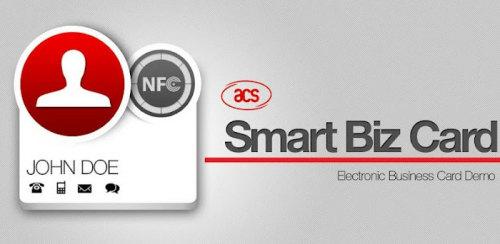 Smart card reader app