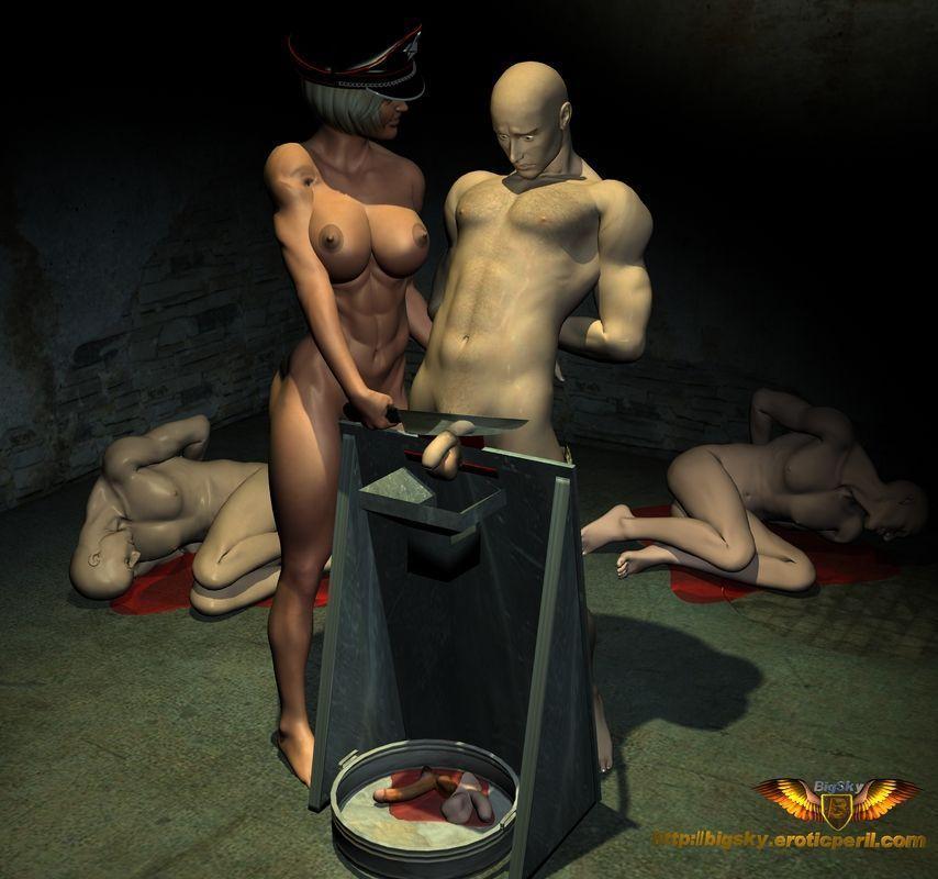 tumblr femdom castration