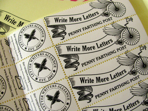 Write More Letters! (Photo by Donovan Beeson)