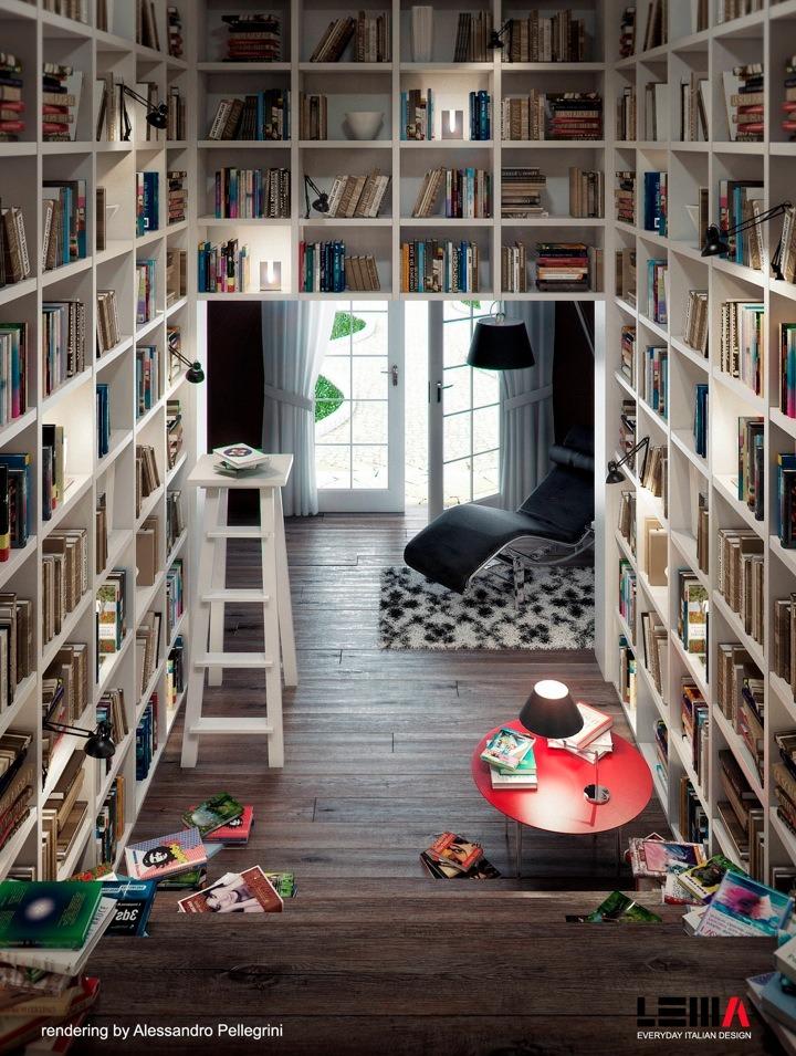 Bookshelfporn.com