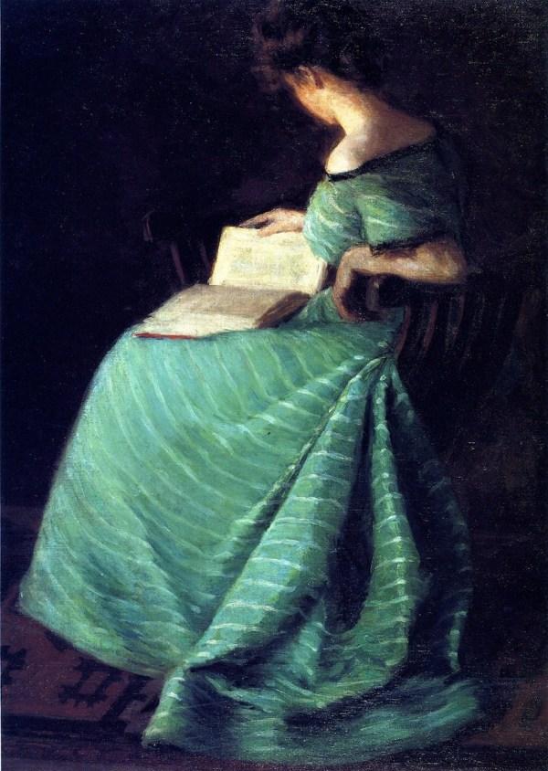 Sara Hayden Girl in Green