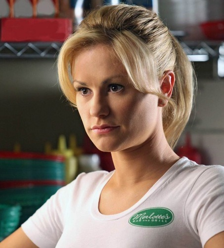 True Blood 30-Night Fangathon: Night 26True Blood Makers NightI bet you think this is going to be about Eric. -smirks- You thought wrong.It's about Sookie. One particular Sookie, in fact: @SookieBonTempsBy now, @SookieBonTemps is something of an RP legend. And I'll admit, she is to me too. I won't claim to have had the pleasure or honor of RPing with her, however I have watched her for…well, almost as long as I've been role playing on Twitter.She'll tell you she's just a waitress. She's being overly modest -smirks- To many role players and fans, however, @SookieBonTemps was a catalyst who introduced them to TBRP. The vibrant community which we all share owes, if not its existence then certainly much of its popularity, to her. She has been an amazing ambassador for True Blood role play both on and off Twitter as well as an example of best TBRP has to offer.That is why, although there have been a few Maker's Day videos floating around, and everyone knows that I adore my Maker, I can't help thinking that all of us, whether we have spoken with @SookieBonTemps, only watched her in our timeline or just heard about her from others, should 'fess up and acknowledge a RL TBRP Maker. Some appreciation wouldn't hurt, either -smirks-Thank you, Sookie.