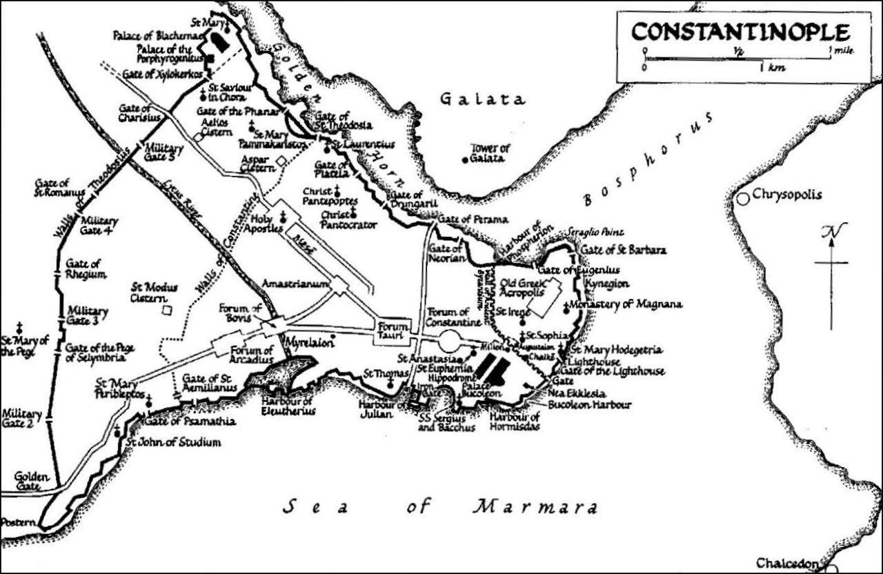 14. Rome and Byzantium (Nove Roma)