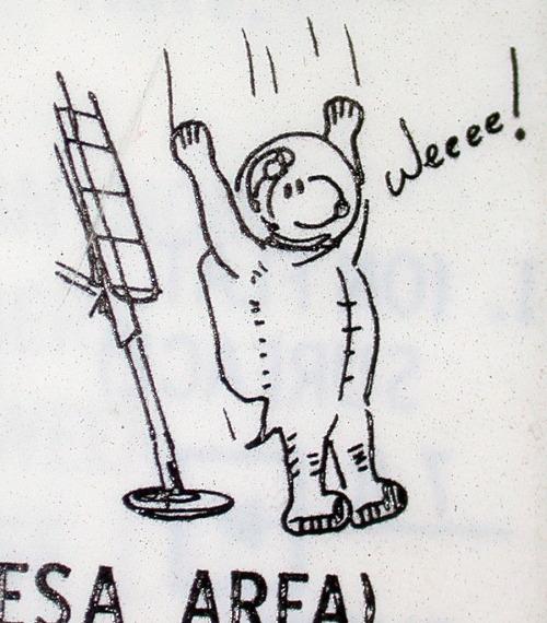 It's Okay To Be Smart • Apollo 12 Pranksters The space
