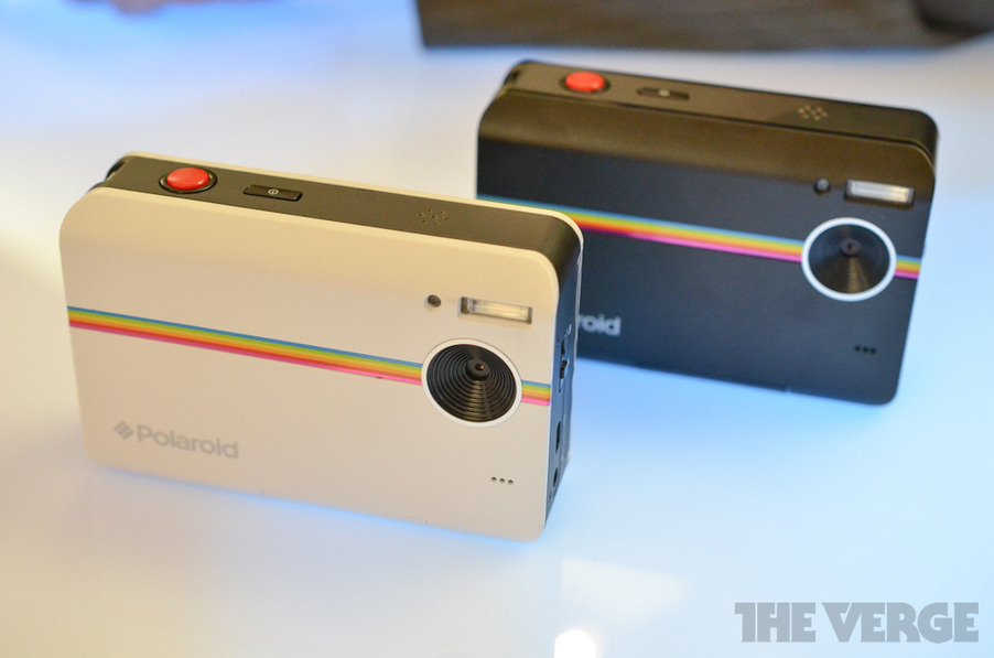santiloveatthedisco:  Polaroid Z2300 Instant Digital Camera coming August 15th  Now that's cool