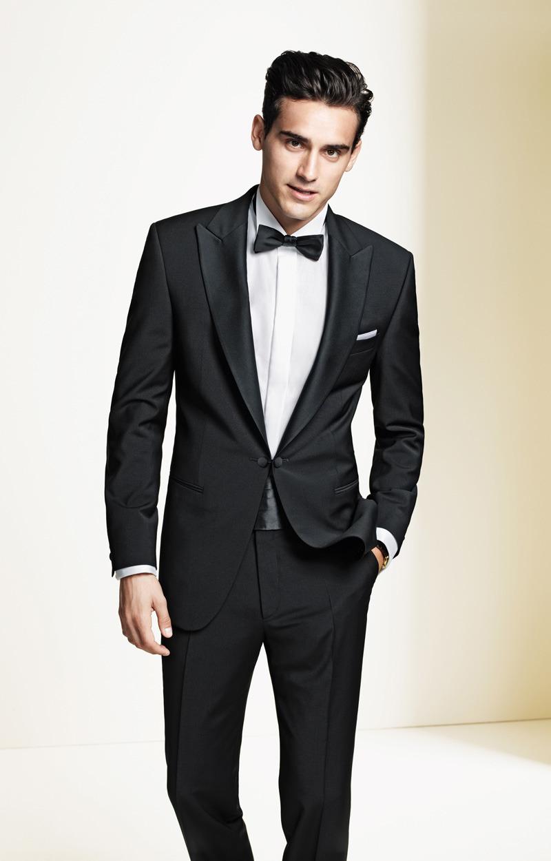 I Love Men In Suits  Great wedding idea.