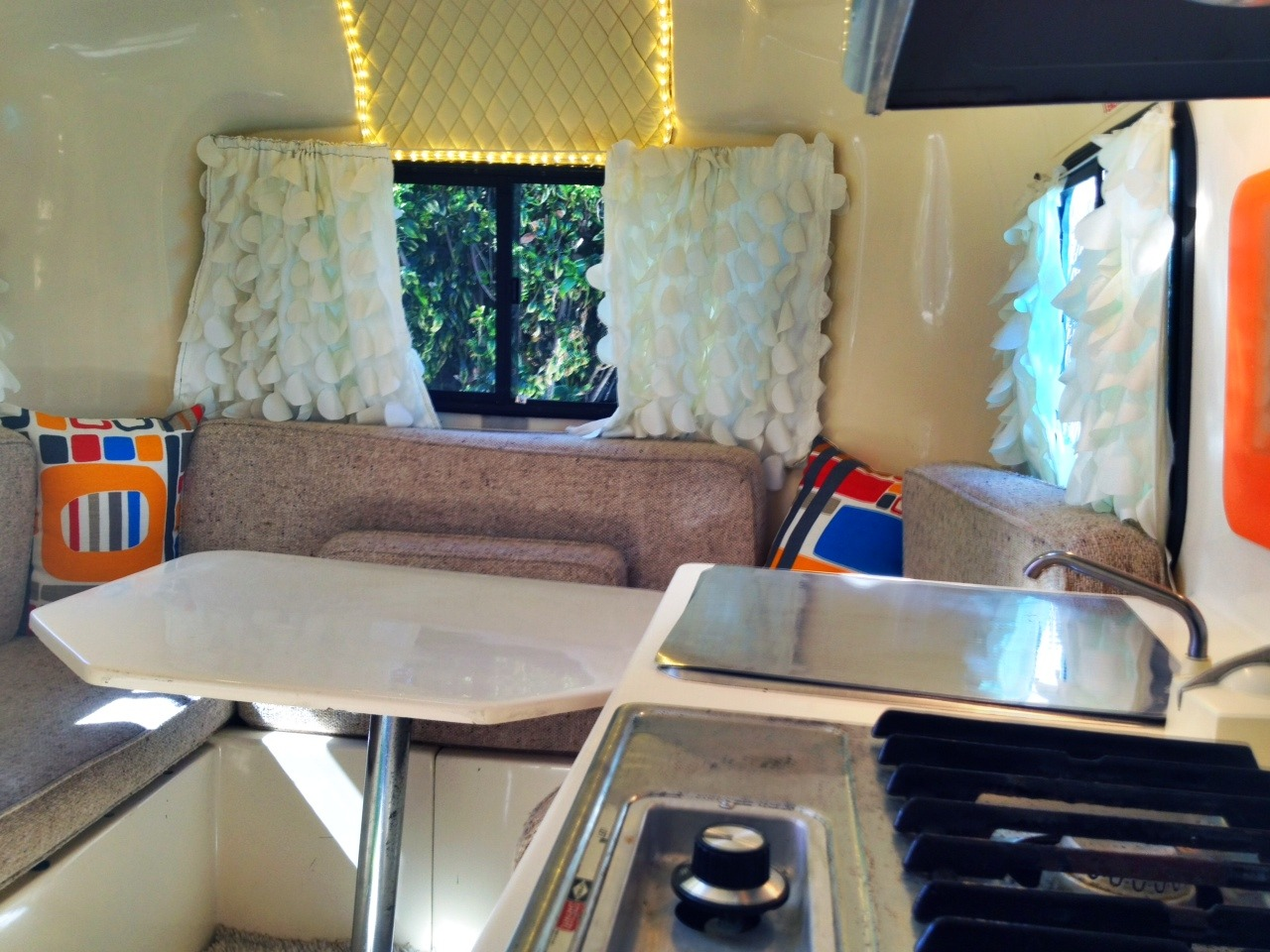 kitchen equipment rental los angeles small outdoor island the happier camper  long awaited interior shots of