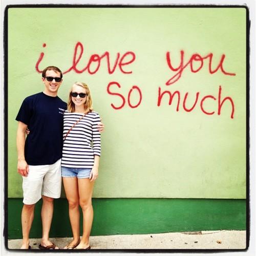 Austin! (Taken with Instagram)