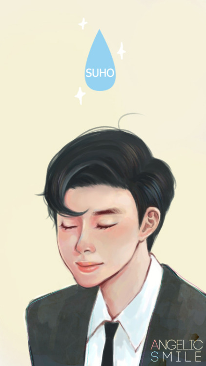 [EXO-K]SUHO by ~RikaKira