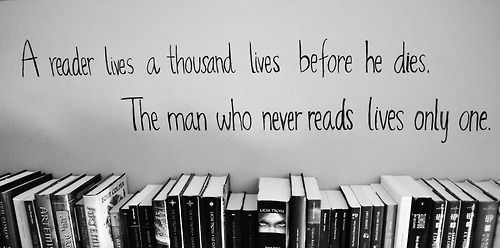 Image result for i love reading quotes