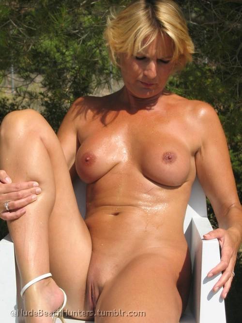 Cougar nude Nude