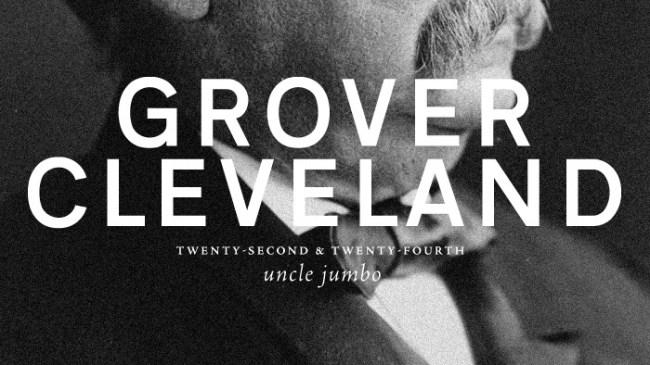 Twenty-Second & Twenty-Fourth President: Grover Cleveland