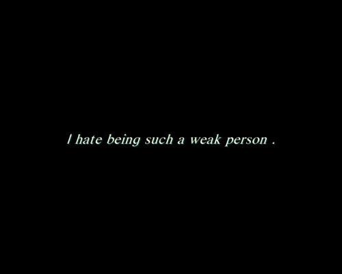 Depression Sad Thoughts Weak Theressomethingiwannatellyou