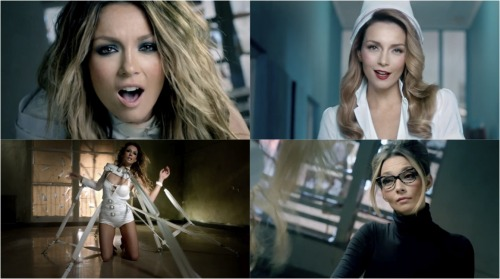 RICKI-LEE CRAZY MUSIC VIDEO