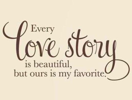 Image result for our love story