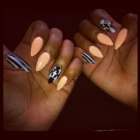 Dope nails of the day ;) | McKenzie Renae