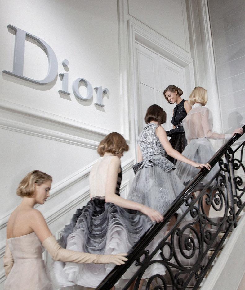 lavandula:</p> <p>christian dior haute couture spring/summer 2012<br />
