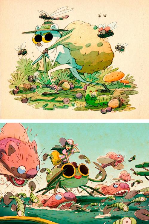 theartofanimation:  Fabien Mense