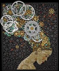 Geek Art Gallery: Crafts: Steampunk Mosaics