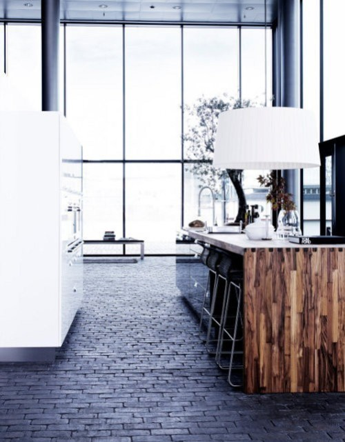 remarkable floor (via justthedesign: Style By Gitte Kjaer)<br /><br /><br /><br /><br /><br /><br />