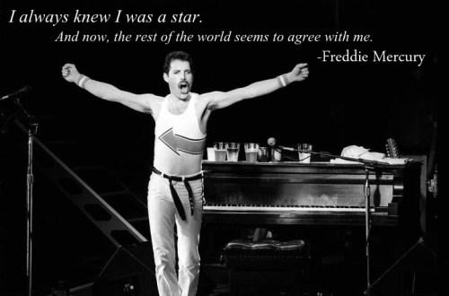 Queen Freddie Mercury Quotes Quotesgram