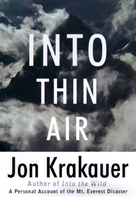 a report on into the wild a non fiction book by jon krakauer Into the wild by: jon krakauer into the wild is a non-fiction book by jon  krakauer that was first published in 1966 get a copy of into the wild at bncom.