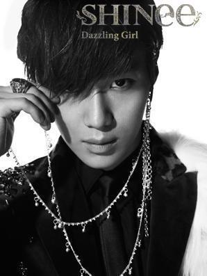 Taemin's Teaser for Dazzling Girl (New Japan Single)