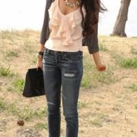 Blouse X Jeans