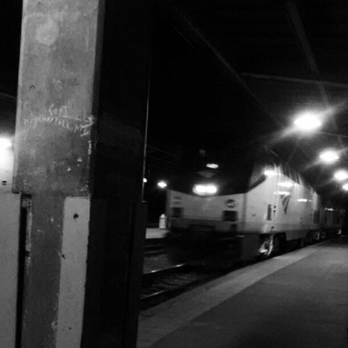 My vacation approaches… #Amtrak  (Taken with Instagram)