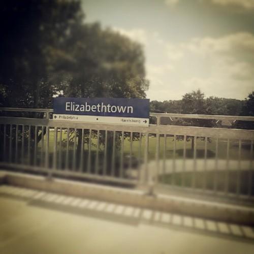Yaaaay..  I am SUCH a geek! #Elizabethtown  (Taken with Instagram)