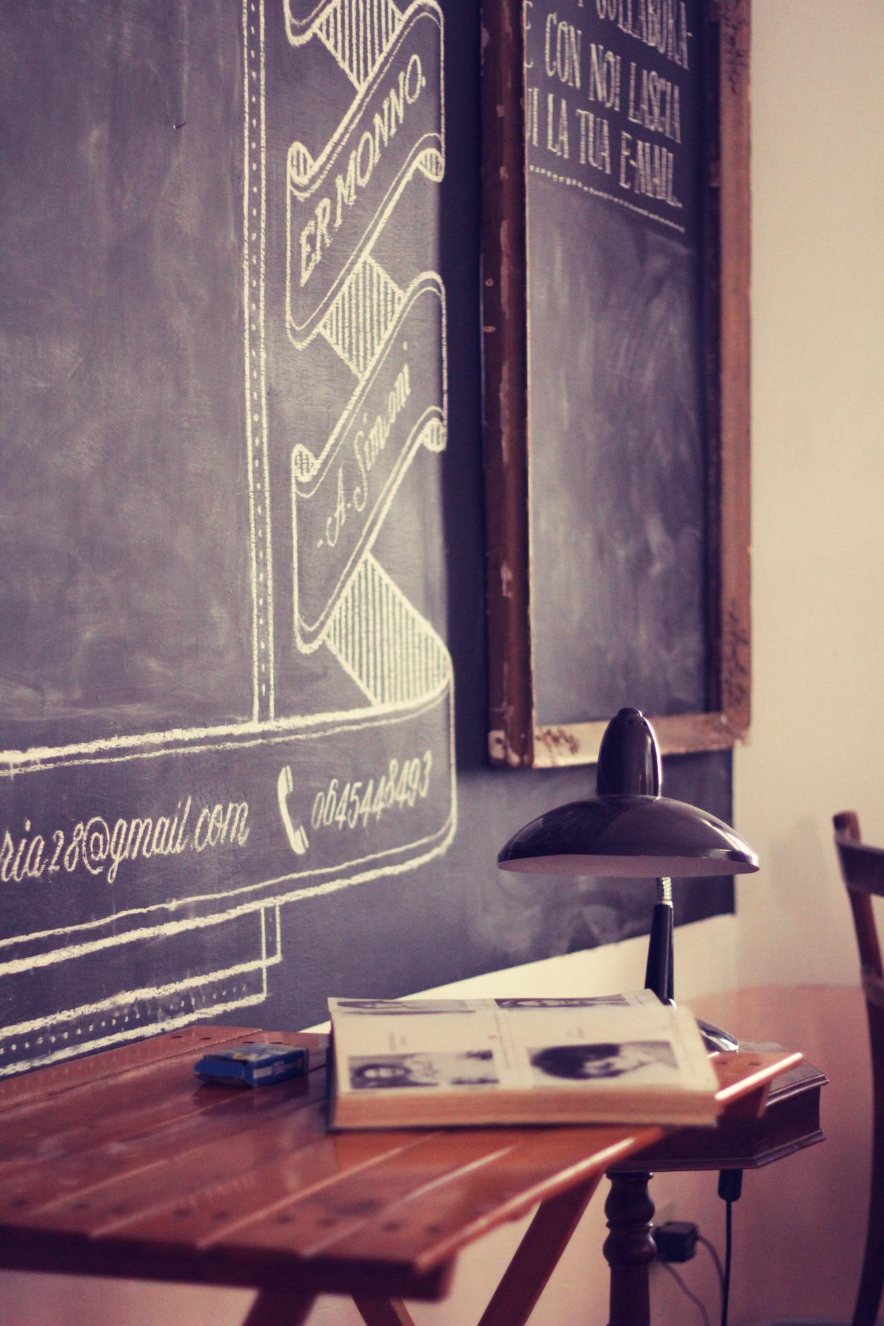 myidealhome:</p><br /> <p>chalkboard</p><br /> <p>