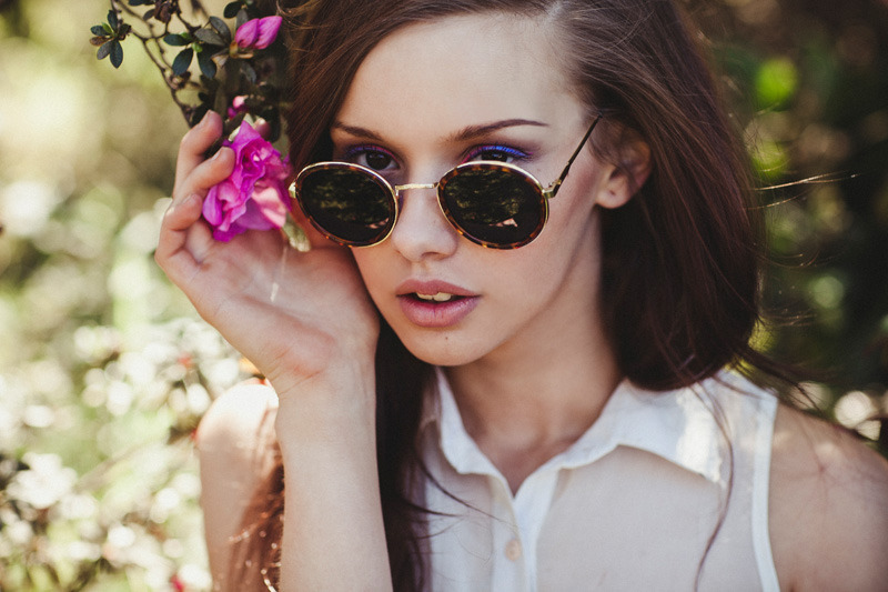 ohdeerblog:</p> <p>Oh Deer Boutique Sunglasses. Photography by Julia Trotti.