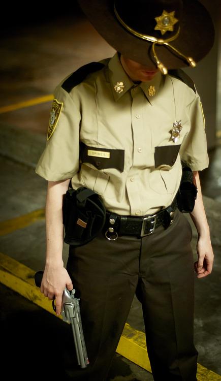 Walking Dead Sheriff Uniform Page 13