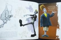 Hotel Transylvania Character Animation