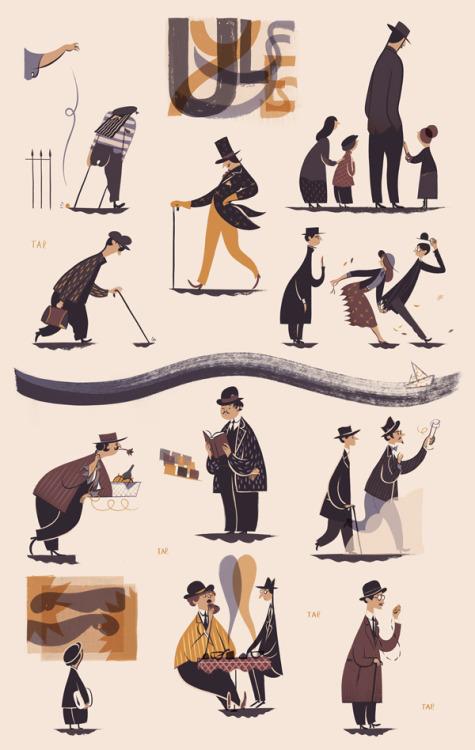 Результат пошуку зображень за запитом dubliners joyce illustrations
