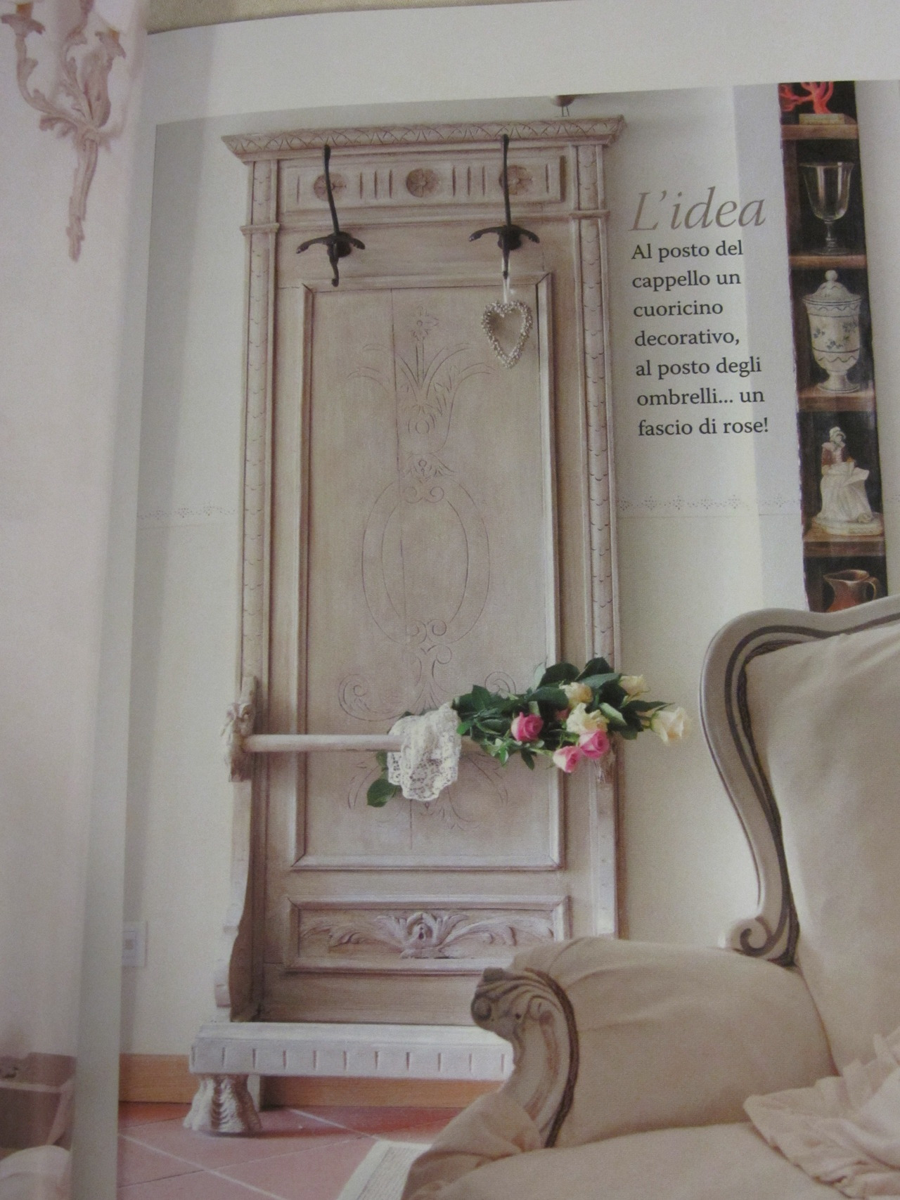 A proposito di vecchie porte  A Casa di Ro