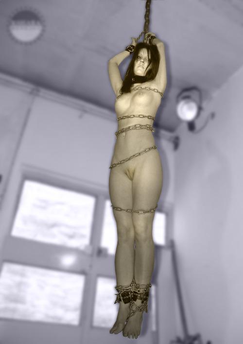 tumblr vintage bondage