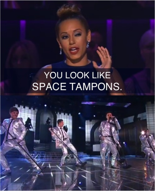 THE COLLECTIVES MEL B SPACE TAMPONS