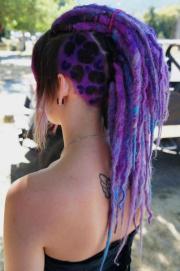 el baul de marcela animal print cabello