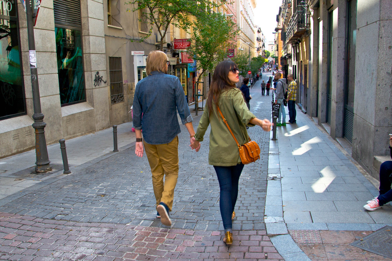 Madrid Street Style Spain