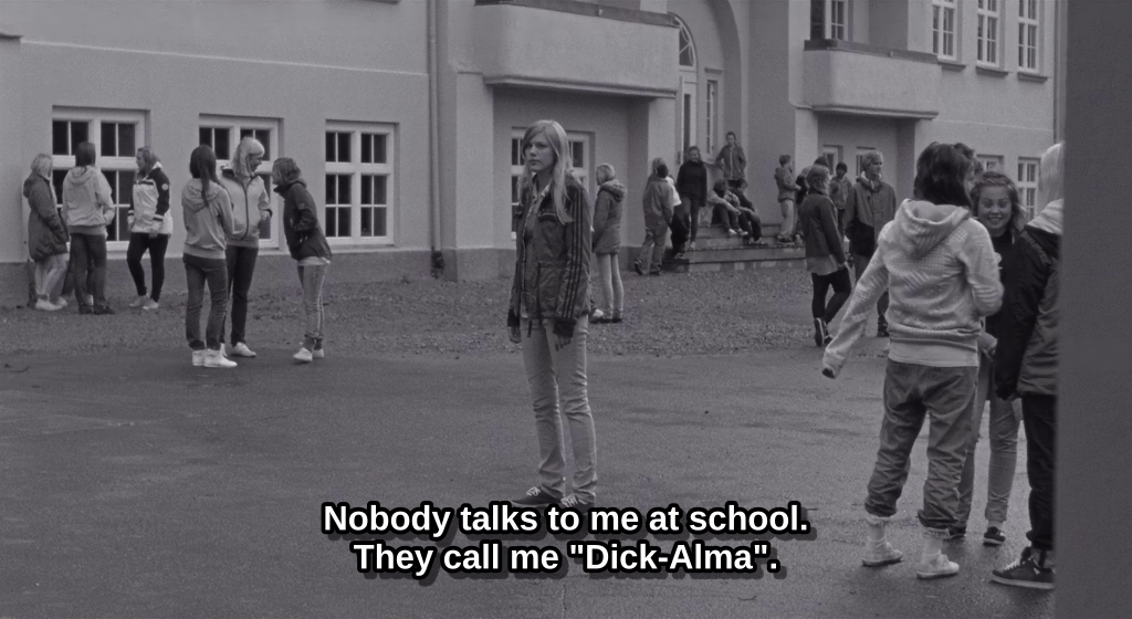 They call you Dick-Alma