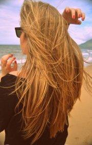 hair girl summer hipster water