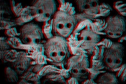 fantasmas de niños