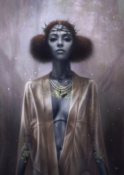 Porcelain by Tom Bagshaw