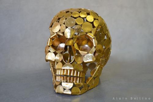 Sculptor Bellino Alain | via: devidsketchbook.com