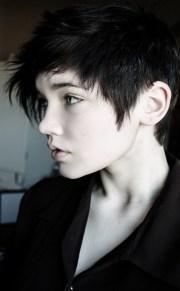short hair cut - hairstyles beauty