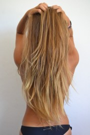 #hair #beauty #ombre #layers #blonde
