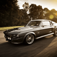 Shelby GT 500 Eleanor